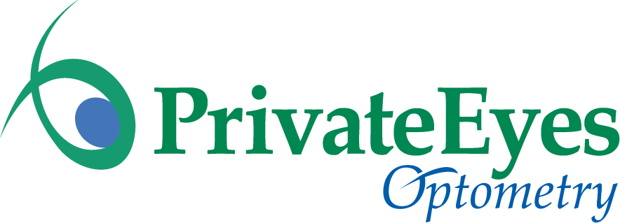 Private Eyes Optometry logo